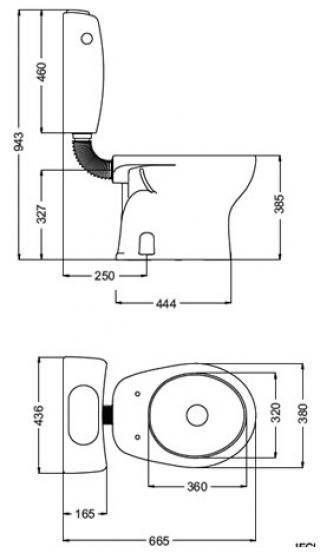 Griferia Para Baño Vindex:COLOR: BLANCO, DUNA, GRIS, AZUL